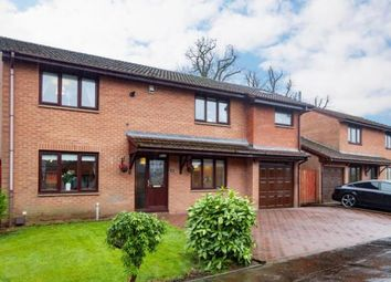 Thumbnail 3 bedroom detached house for sale in Gryfebank Avenue, Houston, Johnstone