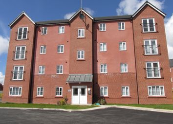 Thumbnail 2 bed flat to rent in Speakman Gardens, Kenneth Close, Prescot, Merseyside