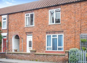 3 bed terraced house for sale in St John Street, Wainfleet, Skegness PE24