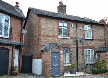 Thumbnail 2 bed semi-detached house to rent in Tyler Street, Alderley Edge, Cheshire