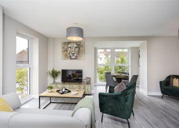 Thumbnail 1 bedroom flat for sale in Chalkpit Lane, Dorking, Surrey