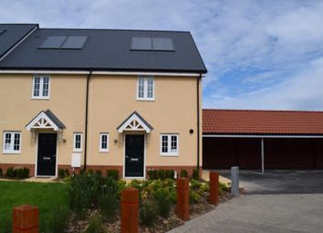 Thumbnail 2 bed end terrace house to rent in Williams Gardens, Rochford, Essex