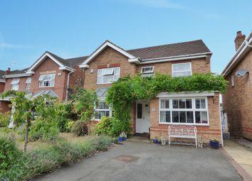 Thumbnail 5 bed detached house for sale in Gunthorpe Close, Oakham