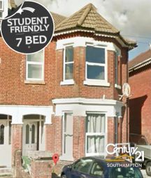 Thumbnail 7 bed property to rent in Alma Road, Southampton