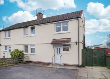 Thumbnail 3 bedroom semi-detached house for sale in Milton Gardens, Whins Of Milton, Stirling