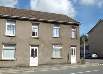 Thumbnail 3 bed flat to rent in High Street, Pentwynmawr, Newbridge, Newport