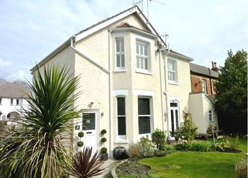 Thumbnail 3 bedroom flat for sale in Ashley Cross, Lower Parkstone, Poole