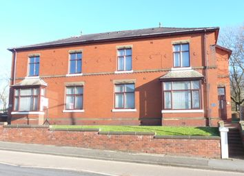 Thumbnail 1 bed flat to rent in Brandlesholme Road, Bury
