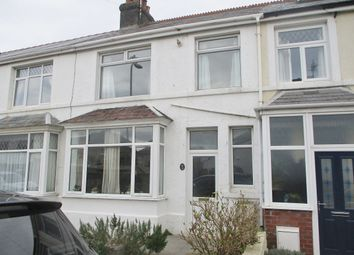 Thumbnail 3 bed terraced house for sale in Poplar Avenue, Porthcawl