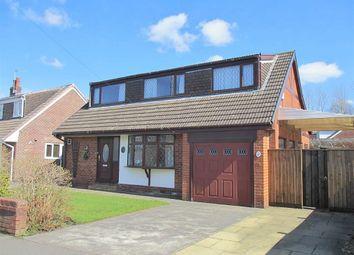 Thumbnail 3 bed detached bungalow for sale in Bank Croft, Longton, Preston