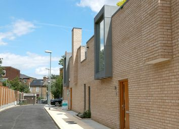 Thumbnail 2 bed mews house for sale in Brackenbury Road, London