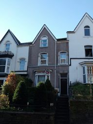 Thumbnail 8 bed property to rent in Brynymor Crescent, Uplands, Swansea