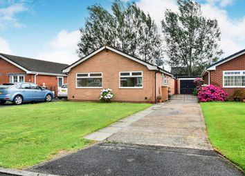 Thumbnail 3 bed bungalow for sale in Hurlbote Close, Wilmslow, Cheshire