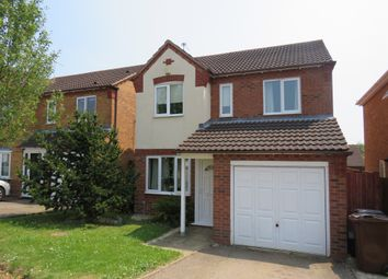 Thumbnail 3 bed detached house for sale in Wickery Dene, Wootton, Northampton