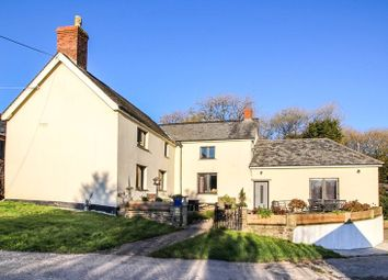 Thumbnail 4 bedroom detached house for sale in Pancrasweek, Holsworthy