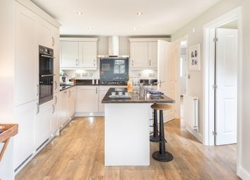 "Thumbnail 5 bed detached house for sale in ""Stratford"" at Bevans Lane, Pontrhydyrun, Cwmbran"