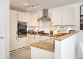 "Thumbnail 3 bedroom semi-detached house for sale in ""Greenwood"" at Dryleaze, Yate, Bristol"