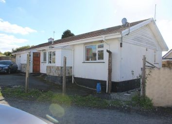 Thumbnail 4 bed detached bungalow for sale in Trencreek Road, Trencreek, Newquay