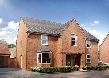 """Thumbnail 4 bedroom detached house for sale in """"Winstone"""" at Aylesbury Road, Bierton, Aylesbury"""