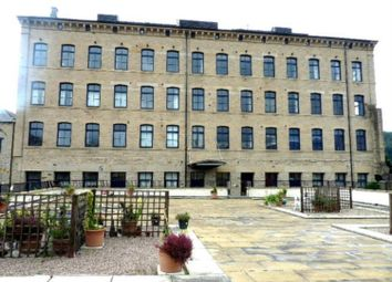 Thumbnail 2 bed flat for sale in The Mill, The Locks, Bingley