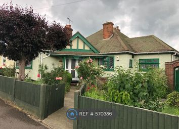 Thumbnail 3 bedroom bungalow to rent in Swalecliffe Road, Whitstable