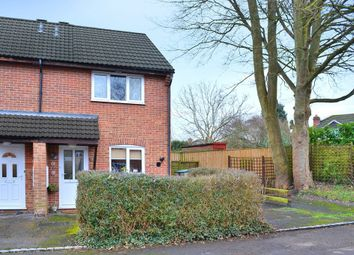 Thumbnail 2 bed semi-detached house for sale in Lipscombe Close, Newbury
