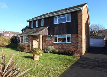 Thumbnail 4 bed detached house for sale in Hemsdale, Nr Pinkneys Green, Maidenhead, Berks