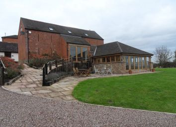 Thumbnail 4 bed barn conversion to rent in Woodredding, Ross-On-Wye