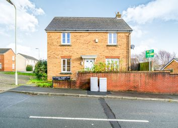 Thumbnail 3 bed detached house for sale in Mawdlam Way, North Cornelly, Bridgend