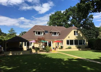 Thumbnail 6 bed detached house for sale in Crescent Walk, West Parley, Ferndown