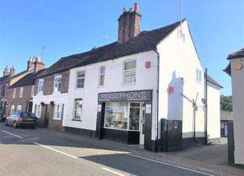 Thumbnail Commercial property for sale in High Street, St. Albans