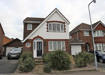 Thumbnail 3 bed detached house for sale in Tillingham Way, Stone Cross