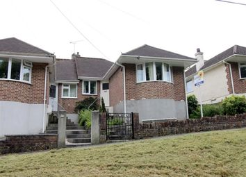 Thumbnail 3 bed semi-detached bungalow for sale in Budshead Road, Higher St Budeaux, Plymouth
