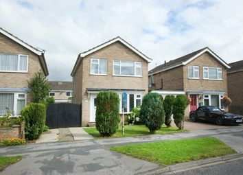 Thumbnail 3 bed detached house for sale in Oak Tree Lane, Haxby, York