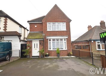 Thumbnail 4 bedroom detached house for sale in Hydes Road, West Bromwich, West Midlands