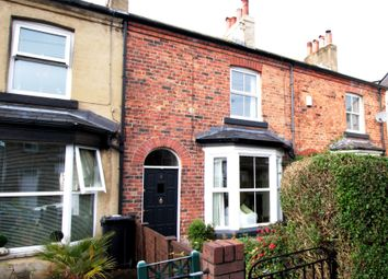 Thumbnail 2 bed terraced house for sale in Gladstone Street, Harrogate
