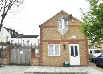 Thumbnail 1 bed detached house to rent in Hotham Road, Colliers Wood, London