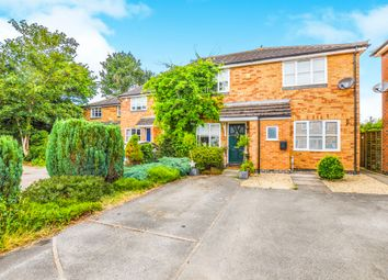 Thumbnail 2 bed terraced house for sale in Lakefield Road, Littlemore, Oxford