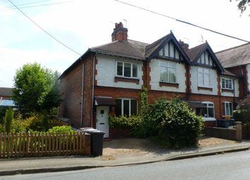 Thumbnail 2 bed end terrace house to rent in Main Road, Weston, Crewe