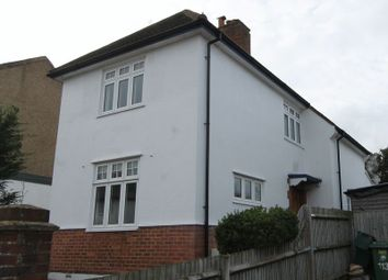Thumbnail 3 bed detached house for sale in Malden Road, North Cheam, Sutton