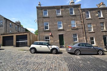 Thumbnail 1 bedroom flat to rent in Newhaven Road, Edinburgh