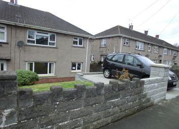 Thumbnail 1 bedroom flat to rent in Heol Maes Y Cerrig, Loughor, Swansea.