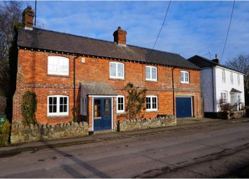 Thumbnail 4 bed detached house for sale in Ogbourne St. Andrew, Marlborough