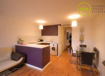 Thumbnail 1 bed flat to rent in Burnham Close, London