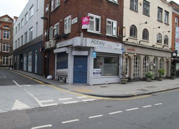 Thumbnail Retail premises to let in Old Street, Barbican