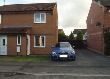 Thumbnail 2 bed semi-detached house to rent in Gaynor Court, Nottingham