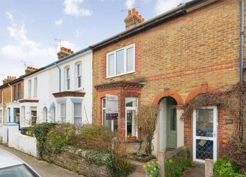 3 bed terraced house for sale in Nelson Road, Whitstable, Kent CT5