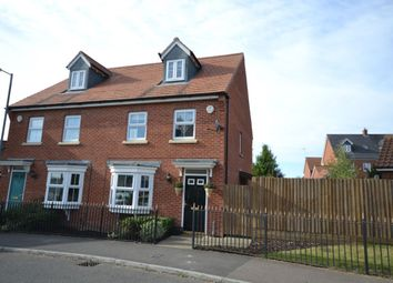 Thumbnail 3 bedroom semi-detached house for sale in Canon Road, Flitch Green, Dunmow