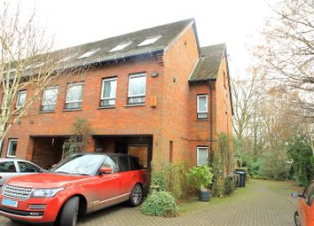 Thumbnail 4 bedroom end terrace house for sale in St. Andrew Street, Hertford