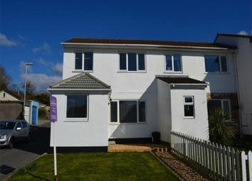 Thumbnail 3 bed end terrace house for sale in South Park, Redruth, Cornwall